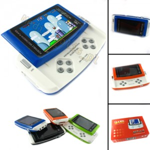 GM2C GameBoy 4GB MP3 MP4 MP5 MULTIMEDIA PLAYER