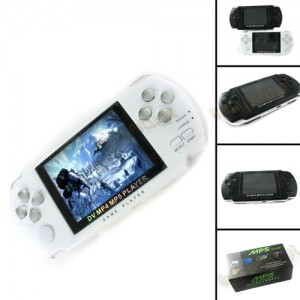 GM7 GameBoy 2GB MP3 MP4 MP5 MULTIMEDIA