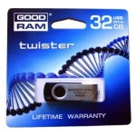 P58 PENDRIVE 32GB TWISTER GOODRAM